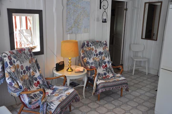 Fin stuga på Blidö - Blidö - Huis