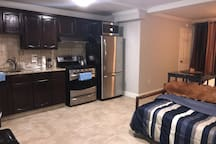 Full Kitchen~ All Stainless Steel Appliances