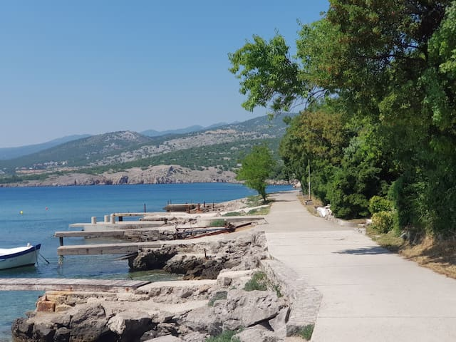 Klenovica Beach Guesthouse - Appartment