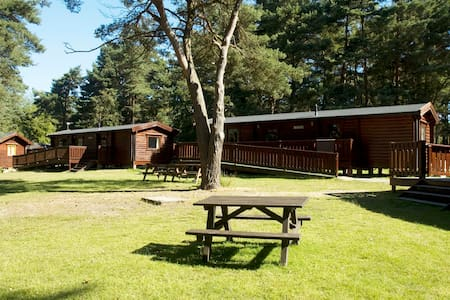 6 Berth Lodge - Bransgore