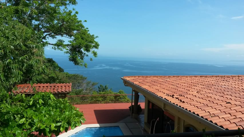 Ocean View Home 3 bedrooms private pool. - Quebrada Ganado - Huoneisto