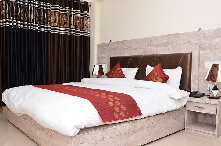 Standard Rooms at Naddi McLeodGanj Dharamshala