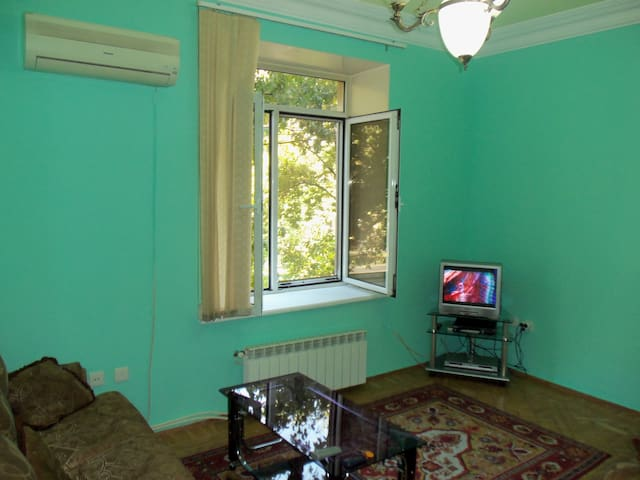 RetroCity apartment in Abovyan st.