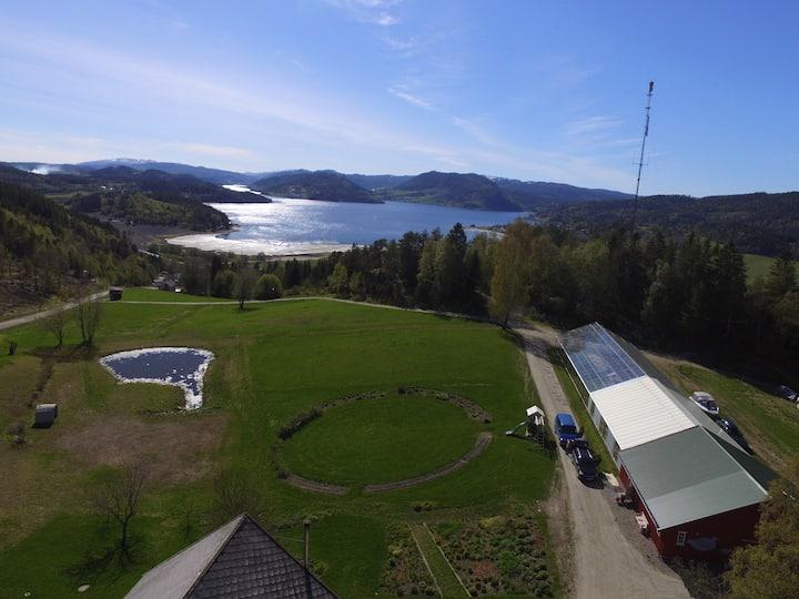 Yttervik - 1. etg med ladestasjon