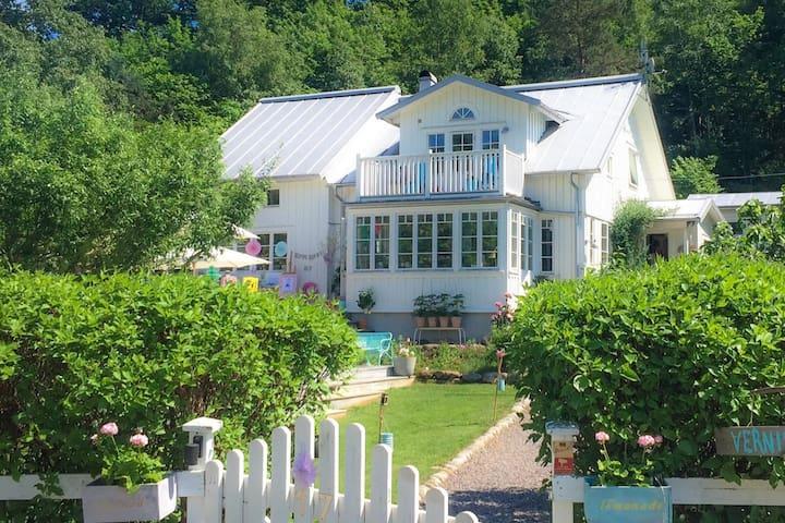 Villa Billdal i Göteborg