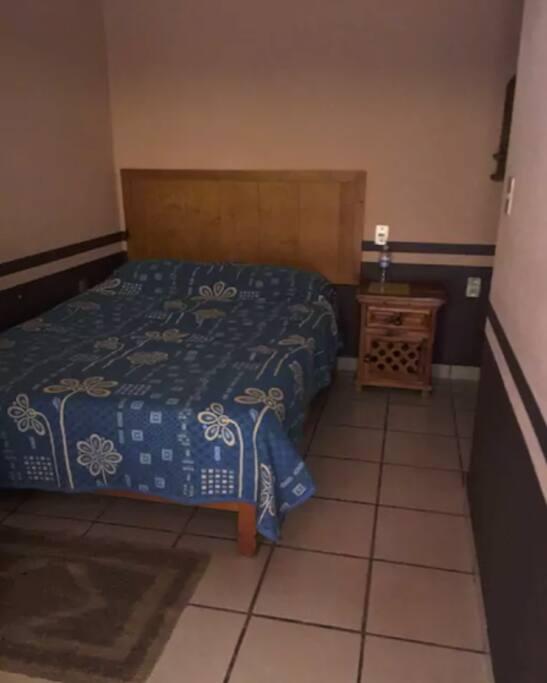 Habitación sencilla para 2 personas