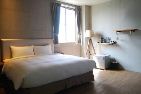 舒適雙人房Comfort Double Room - Yongkang District