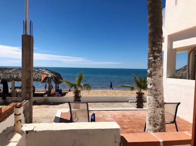 Condominio frente al mar Sand and océan  Arena mar