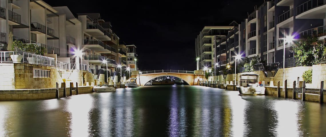 Venetian Canals Mandurah Apartment
