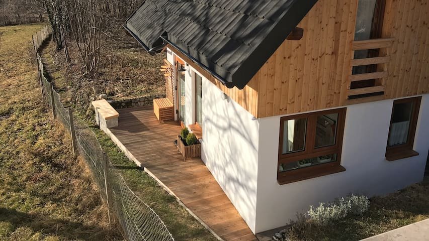 Casa Alpina Cottage - Bovec