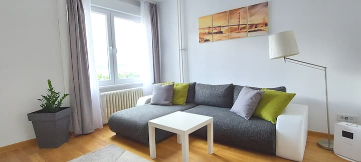 High White apartments