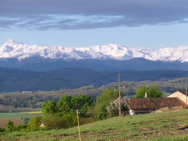 week-end ou semaine nature en Ariège (2 à 9 pers)