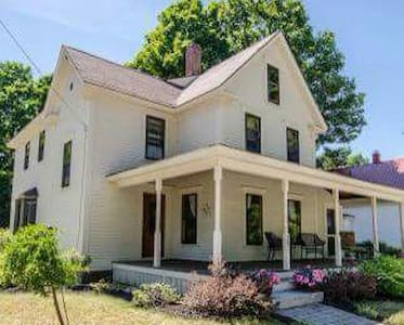 Our Charming in town historic home.