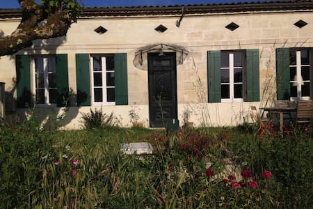 La Maison dans les vignes - Le Pian-Médoc