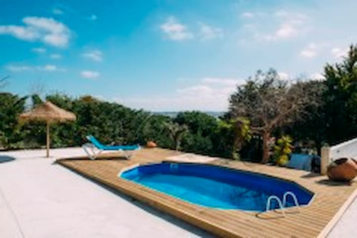 Beautiful Countryside Villa & Pool Torres Vedras
