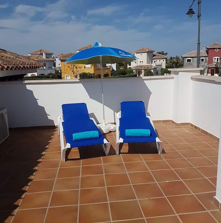 Villa Rigby Murcia Holiday Villa