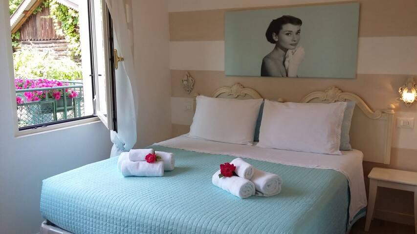 Salo Novecento B&B Audrey Hepburn Zimmer