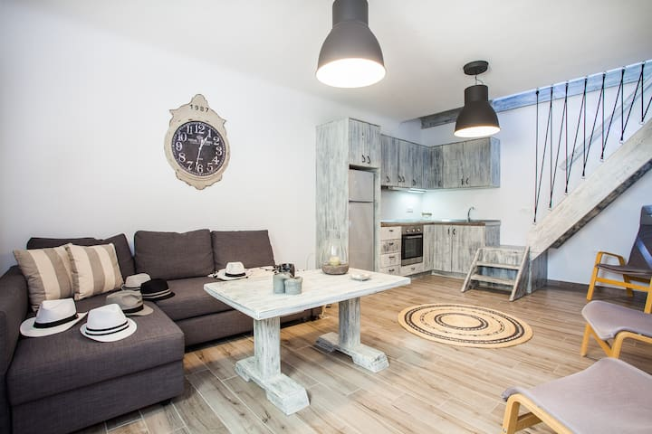Olive Mykonos Villas - Superior Maisonette - Ano Mera - Casa de camp
