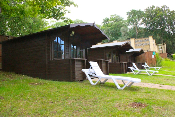 Cozy Cabin stay with a Twist of Naturist
