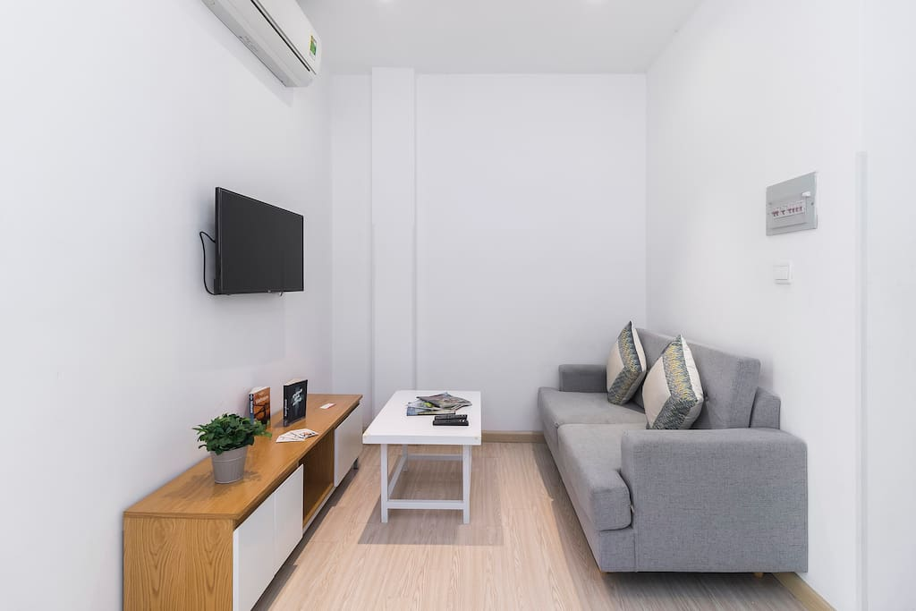 Separate living space
