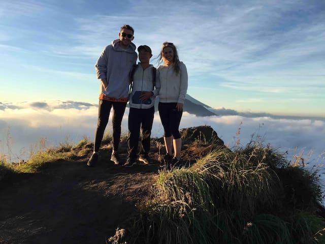 Mount Batur Trekking Guide