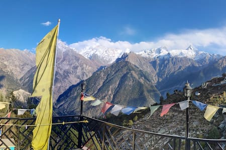Deluxe room | Magical Himalayan View | Kalpa