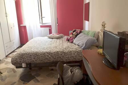 Privateroom, bathroom,15 min from the city center - Milano - Huoneisto