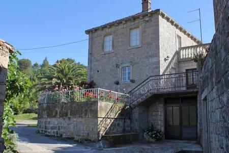 Two bedroom apartment with terrace Popovići, Dubrovnik (A-8694-a) - Popovići - Lakás