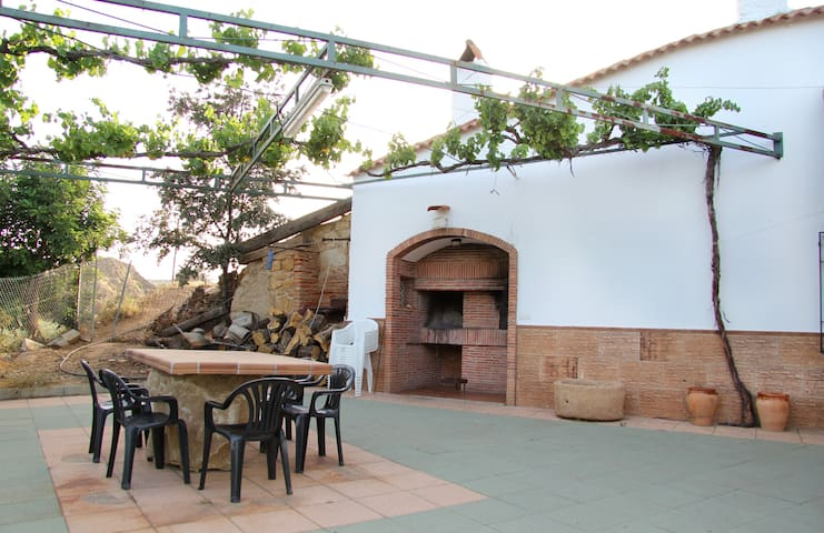 Casa Cueva Cañada de las Piedras - Cortes y Graena - Rumah Tanah