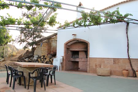 Casa Cueva Cañada de las Piedras - Cortes y Graena