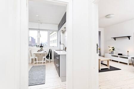 Łomża urokliwy apartament dla 4 podróżników - Łomża - Wohnung