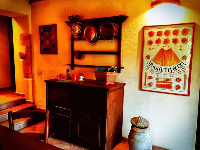 Casale Rovena rustico Toscano - Rondinelli - House