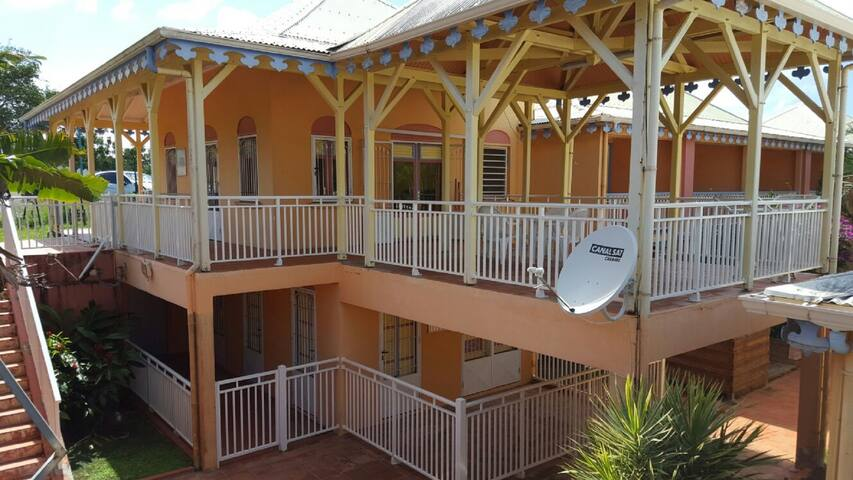 APARTMENT LOCATED IN THE SOUTH OF MARTINIQUE;