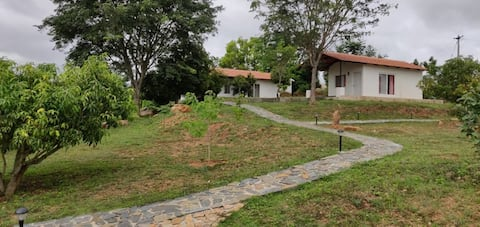 TGC: RD01- Cottages Amidst Ayiur Hills(Food Incl.)
