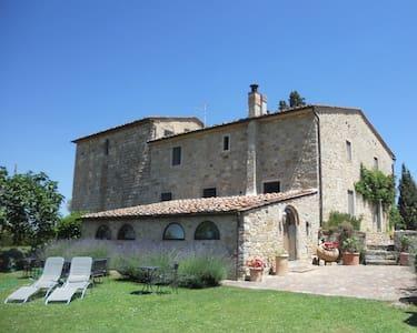 Torre di Ponzano BB Self Catering4 - Barberino Val d'Elsa