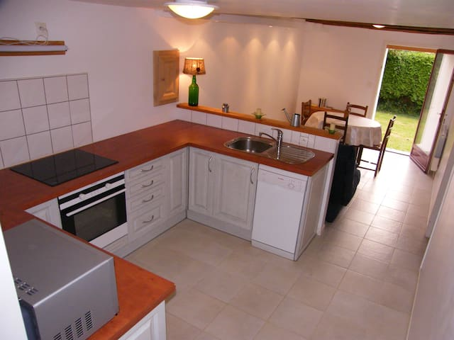 F3 r-de-c.maison particulière - Ossès - Leilighet