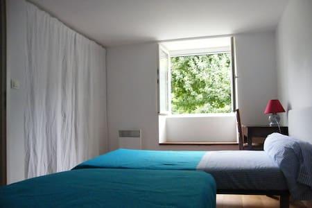 F3 r-de-c.maison particulière - Ossès - Apartment - 2