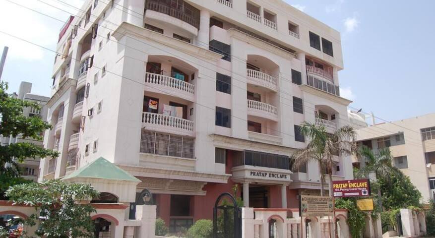 Pratap Enclave Guest House - Jaipur - Apartament