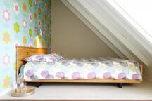 Slaapkamer 3 met 2-persoons bed