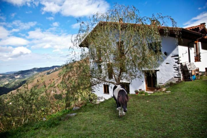 1 Mokorreko Borda Etxalar Navarra