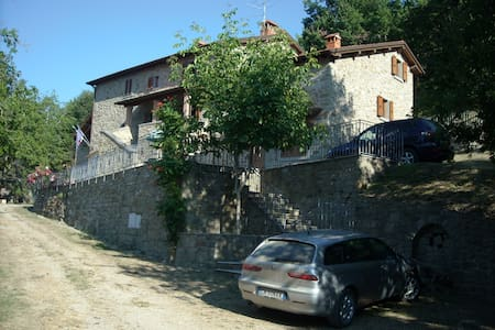 RESIDENZA LA CAPANNINA, Toscana, IT - Pratovecchio-Stia
