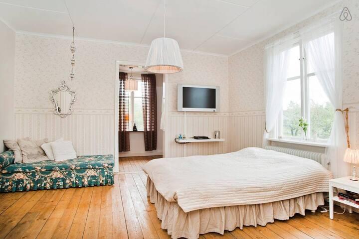 Doubleroom (140cm bed)