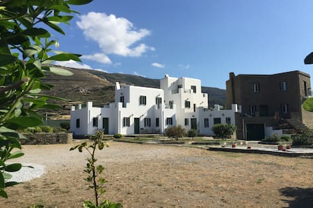 Ammos Andros - Studio 1 - Apartment