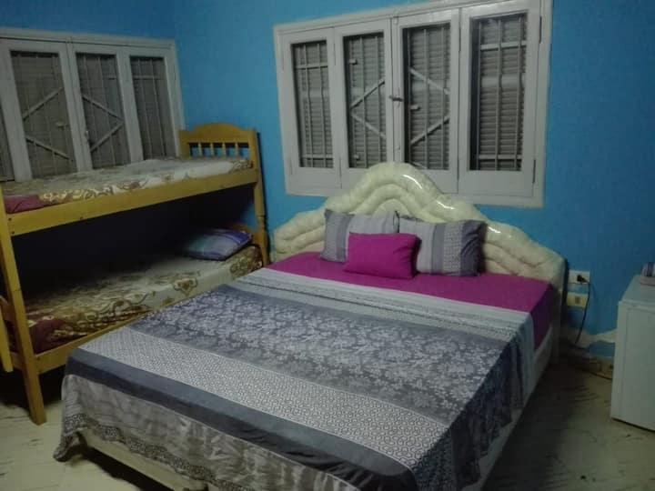 """Villa Morra Vip"" Suite Doble Bed&Breakfast"