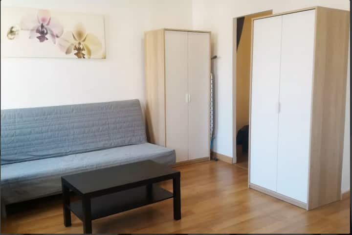 2 rooms (4people) Marseille center