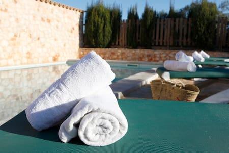 Rest in rural Mallorca - Son Carrió - Casa