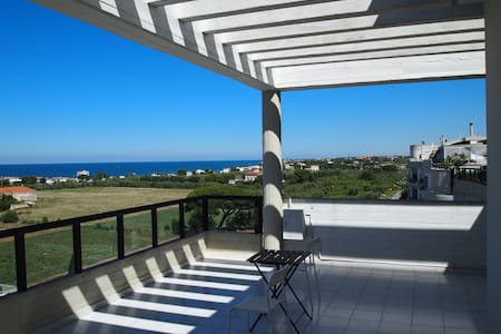 Penthouse in Trani, close to beach - Trani - Квартира