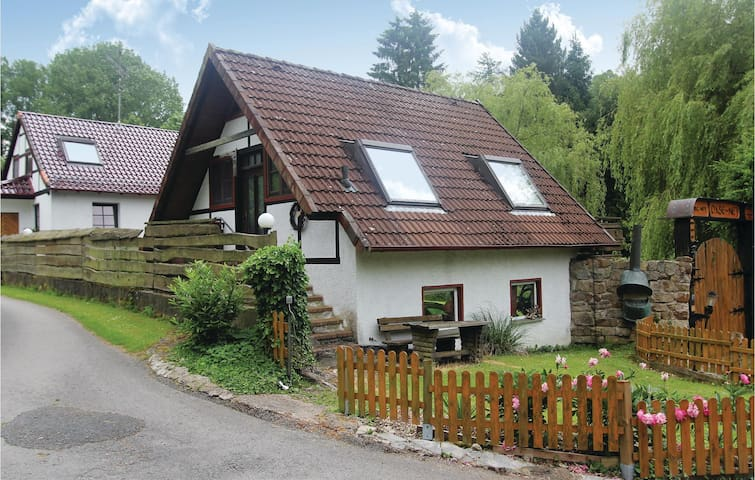 Holiday apartment with 1 room on 45 m² in Schieder-Schwalenberg