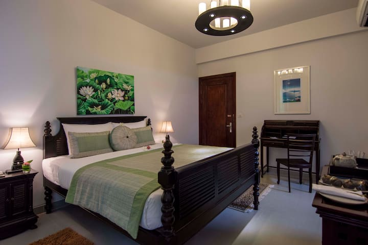 A Stylish Room with a Garden View - Krong Siem Reap - Bed & Breakfast