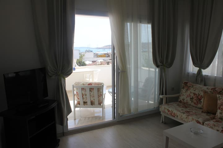 Bodrum centrally located apartment! - Bodrum - Apartamento